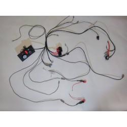 Faisceau alimentation toutes options coupe circuit électrique