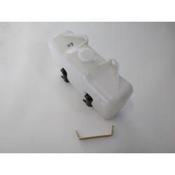 Bocal de lave glace avec 2 pompes