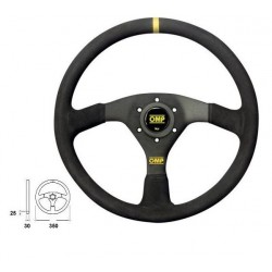 steering wheel OMP velocita